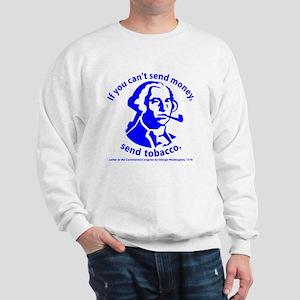 Washington's Pipe Sweatshirt
