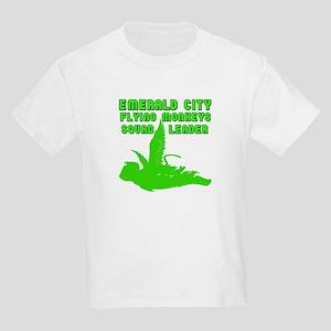 emerald city monkeys Kids Light T-Shirt
