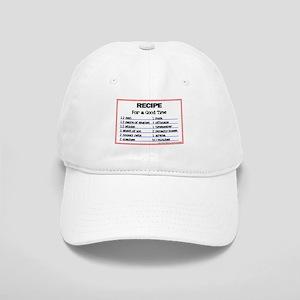 Hockey recipe. Cap