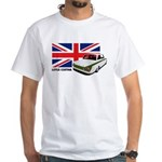 Lotus Cortina White T-Shirt