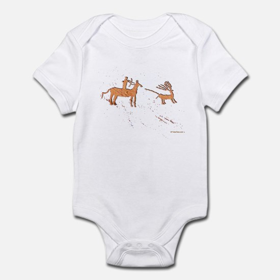 Petroglyph Hunter Infant Bodysuit