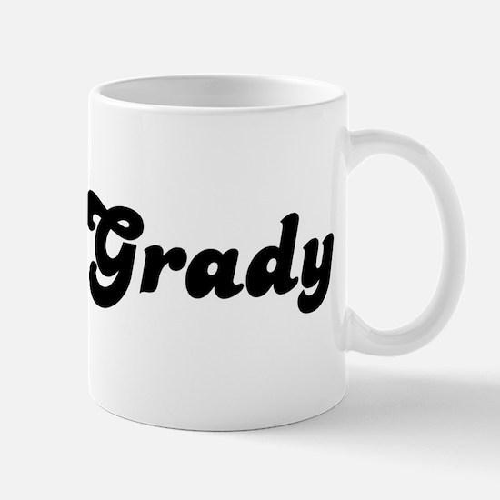 Mrs. Grady Mug