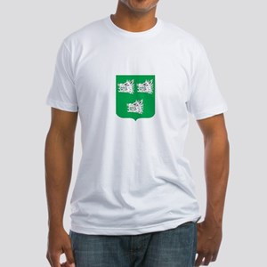 eberbach selz Fitted T-Shirt