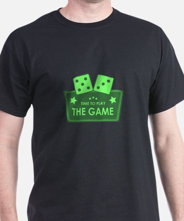 Time to Play the Game T-Shirt