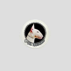 Bull Terrier Mini Button