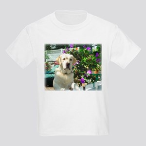 Bogart's Yellow Lab Kids T-Shirt
