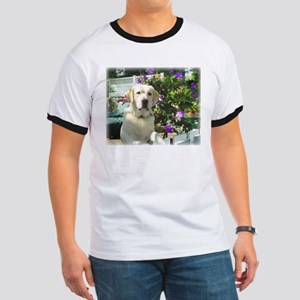Bogart's Yellow Lab Ringer T