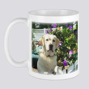 Bogart's Yellow Lab Mug