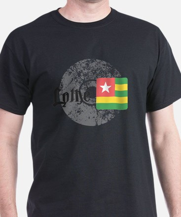 Cute Togo flag T-Shirt