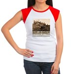 Homeland Security-Guarding Bo Women's Cap Sleeve T