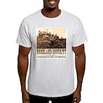 Homeland Security-Guarding Bo Ash Grey T-Shirt