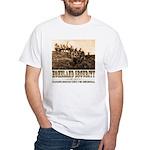 Homeland Security-Guarding Bo White T-Shirt