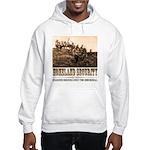 Homeland Security-Guarding Bo Hooded Sweatshirt