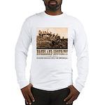 Homeland Security-Guarding Bo Long Sleeve T-Shirt
