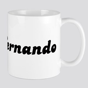 Mrs. Fernando Mug