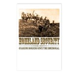 Homeland Security-Guarding Postcards (Package of 8