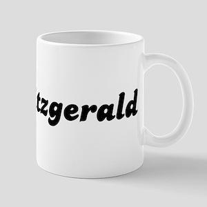 Mrs. Fitzgerald Mug