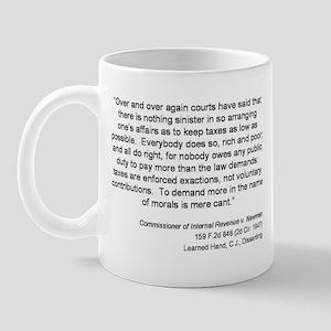 Commr.  v. Newman Mug