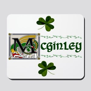 McGinley Celtic Dragon Mousepad