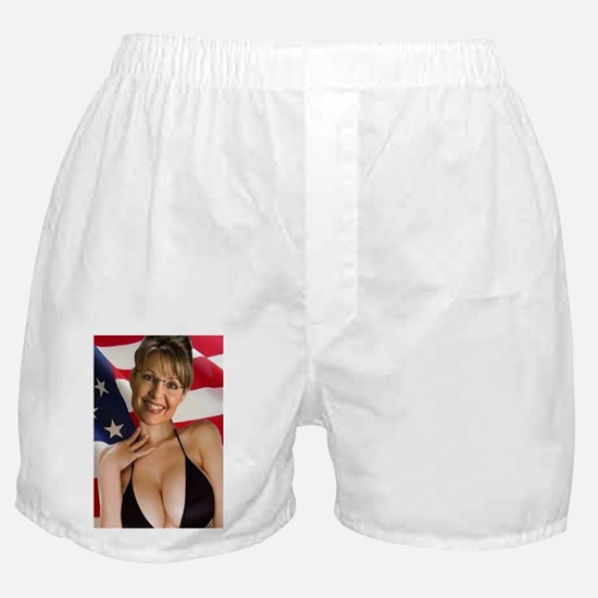 Cute Palin Boxer Shorts