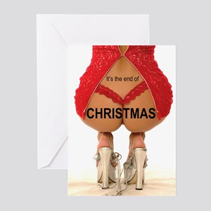 """Belated Christmas Wishes"" Cards (Pk of"
