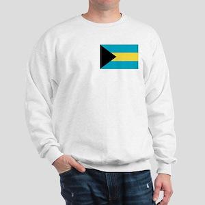 Bahamas Flag Sweatshirt