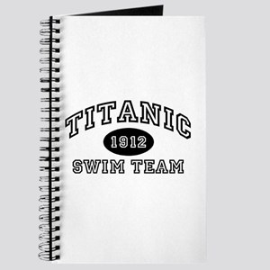 Titanic Swim Team Journal