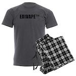 EDIVAPE™ Men's Charcoal Pajamas