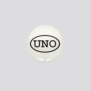 UNO Oval Mini Button