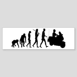 Highway Patrol Sticker (Bumper)