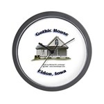 Gothic House Wall Clock