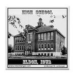 Eldon High School Tile Coaster