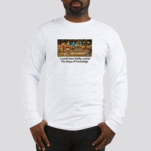 Steps of Knowledge Long Sleeve T-Shirt