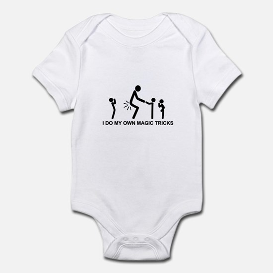 I do my own magic tricks - Infant Bodysuit