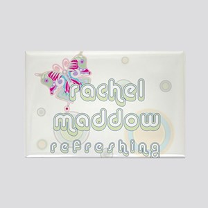 Rachel Maddow Refreshing Rectangle Magnet