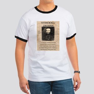 Stonewall Jackson Ringer T