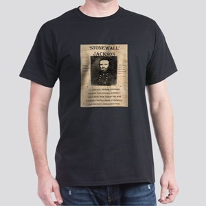 Stonewall Jackson Dark T-Shirt