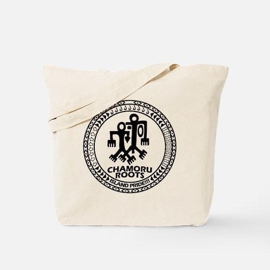 Cute Chamorro Tote Bag