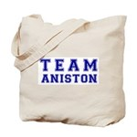 New! Team Aniston Tote Bag