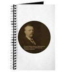 Theodore Roosevelt Quote Journal