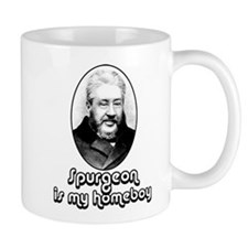 Spurgeon is my Homeboy - Mug