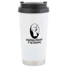 Edwards is my Homeboy - Stainless Steel Travel Mug