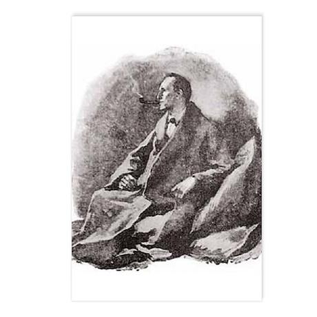 Sherlock in 1891 Postcards (Package of 8)