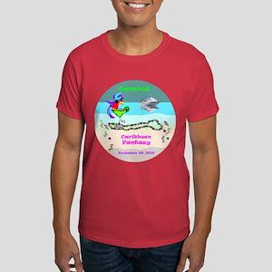 Carnival Caribbean Fantasy- Dark T-Shirt