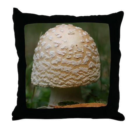 """Simple Nature"" Throw Pillow"