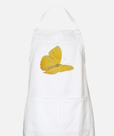 Yellow Butterfly (Bug 7) BBQ Apron