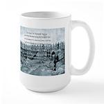 Country BGTY Prayer Large Mug