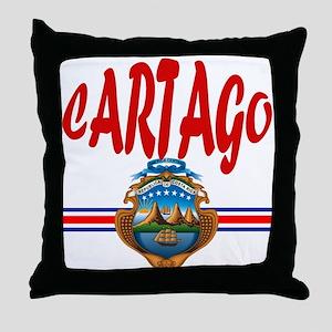 Cartago Throw Pillow