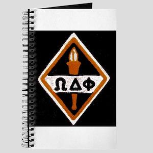 Genuine ODPhi Pledge Book