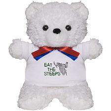 Eat The Steeps Teddy Bear